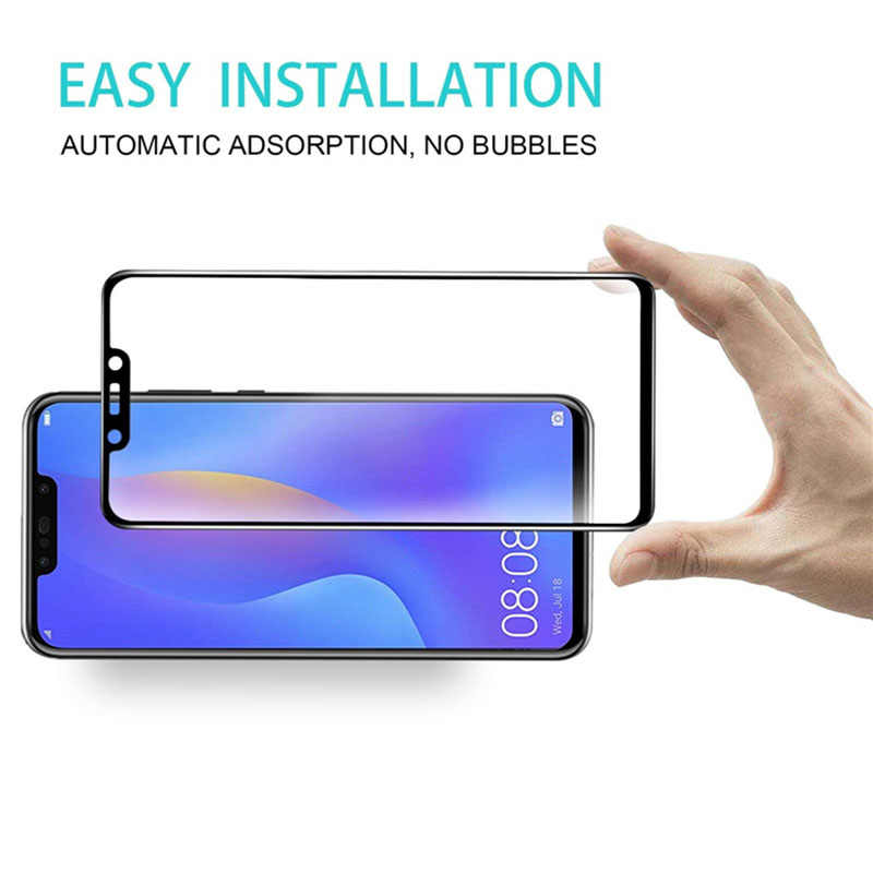 Tempered Glass Film For Huawei Y9 P Smart 2019 P8 P9 lite 2017  Nova 3i 3 Y6 Y7 prime Y9 2018 Case Screen Protector Glass 2.5D