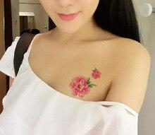 (Min Order $0.5) Waterproof Temporary Tattoo Tatoo Henna Fake Flash Tattoo Stickers Taty Tatto Style SYA124