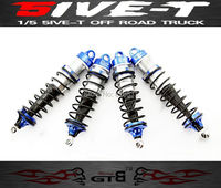 Gtbracing LOSI 5IVE T set of shock suspension LOSI 035