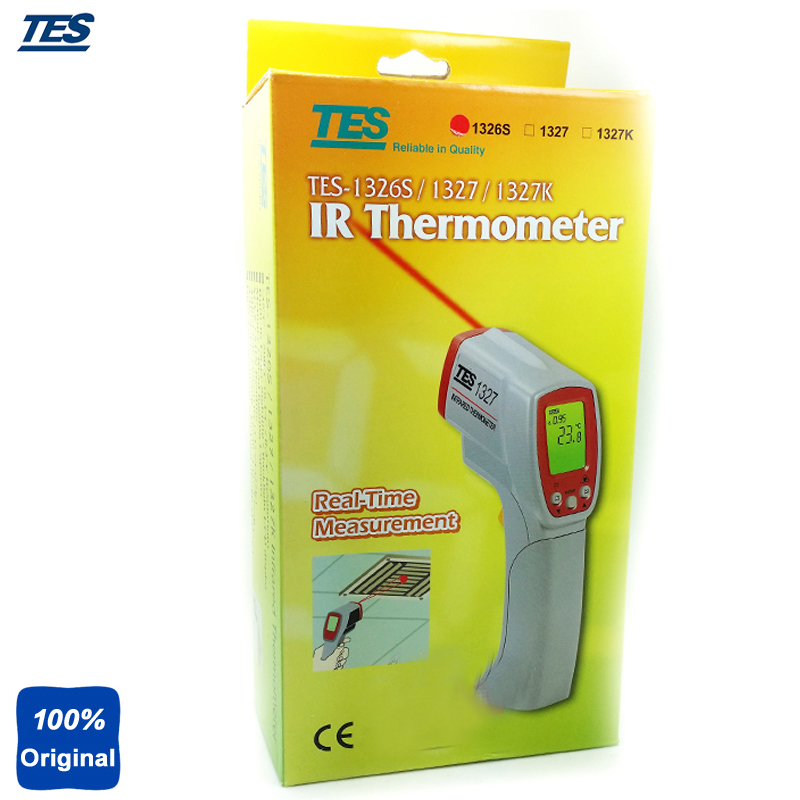 Infrared Thermometer (-35 - 500C) TES1326S 500c
