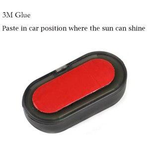 Image 3 - Car Fake Security Light Solar Powered Simulated Dummy Alarm Wireless Warning Anti Theft Caution Lamp LED Flashing Imitation