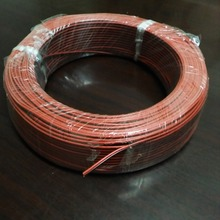 10meters/lot, 22awg PVC Insulated Wire, 2pin Tinned Copper Cable, Electrical Wire For LED Strip Extension Wire CB-22AWG-RB
