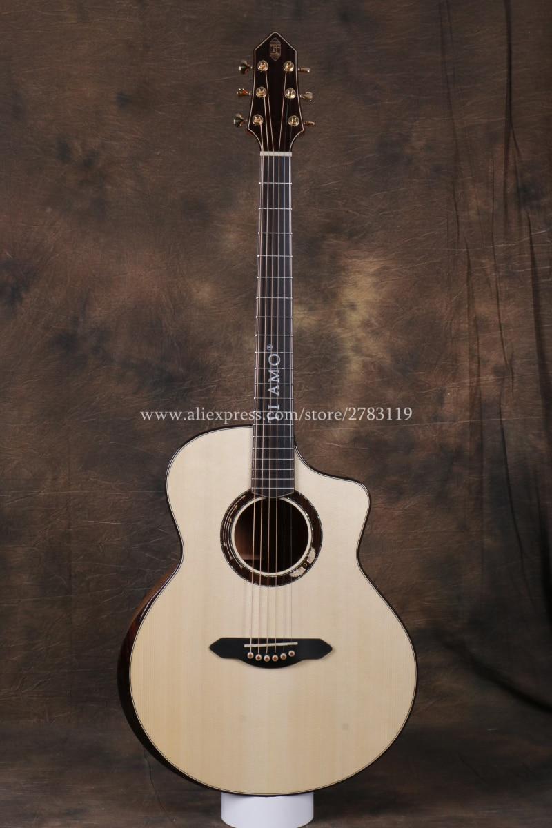 все цены на Professional Full Solid Guitar,41