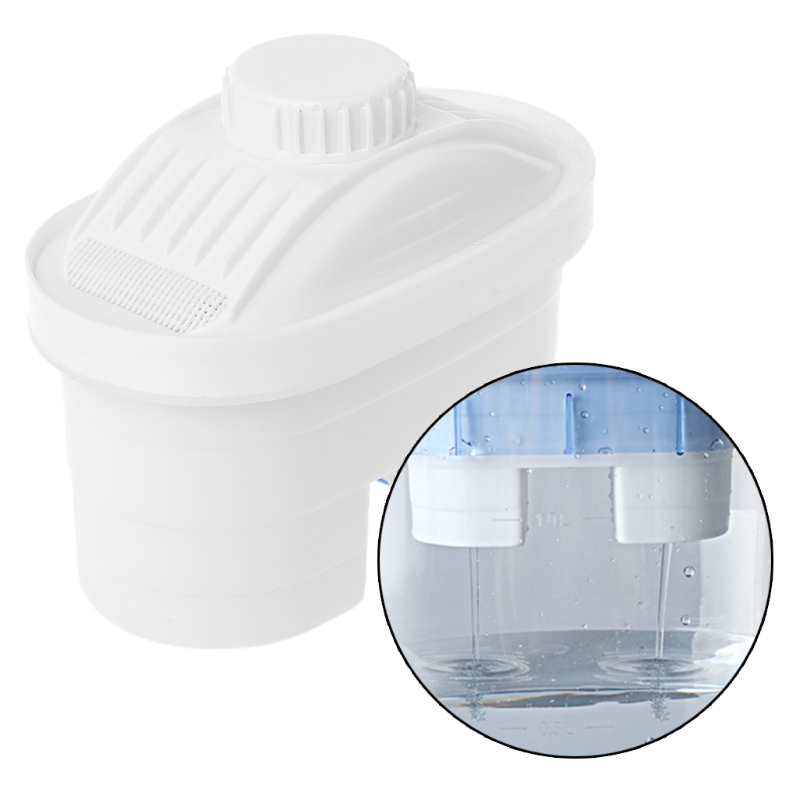 1Pc Water Healthy Filter Purifier Jug Refills Replacement Cartridges Household