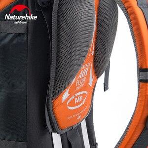 Image 4 - Туристический нейлоновый водонепроницаемый рюкзак с алюминиевой рамкой, 70 л