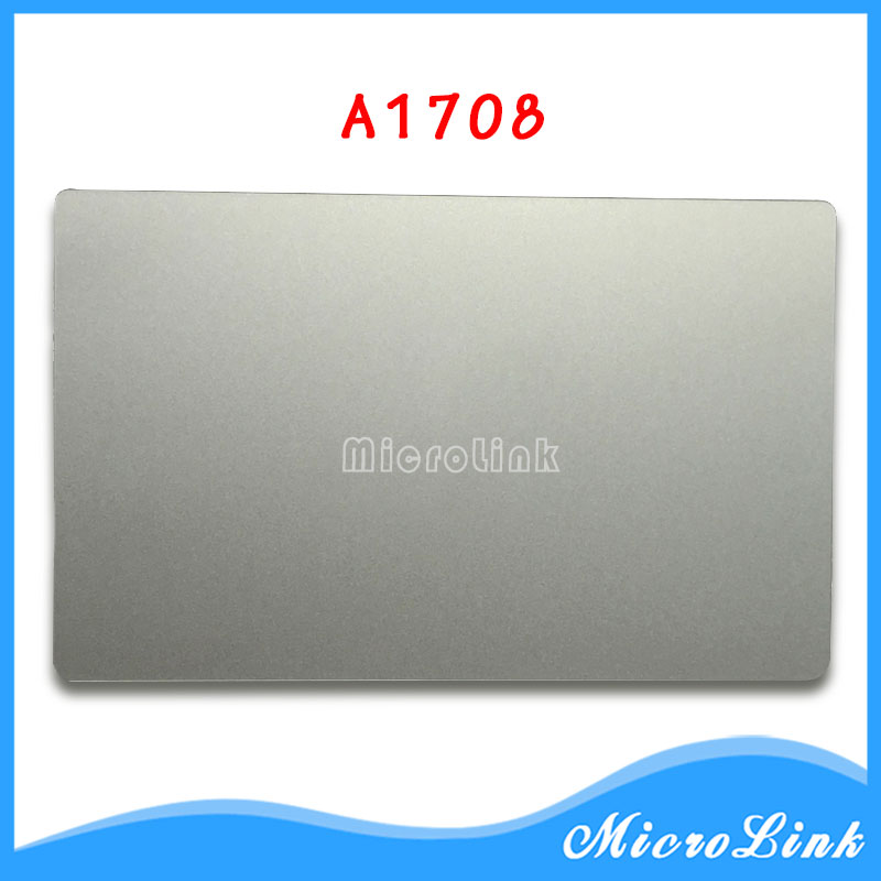 NEW Touchpad A1708 for Macbook Pro Retina 13 Trackpad Touchpad new silver for macbook pro retina 15 4 a1707 force touch pad touchpad trackpad