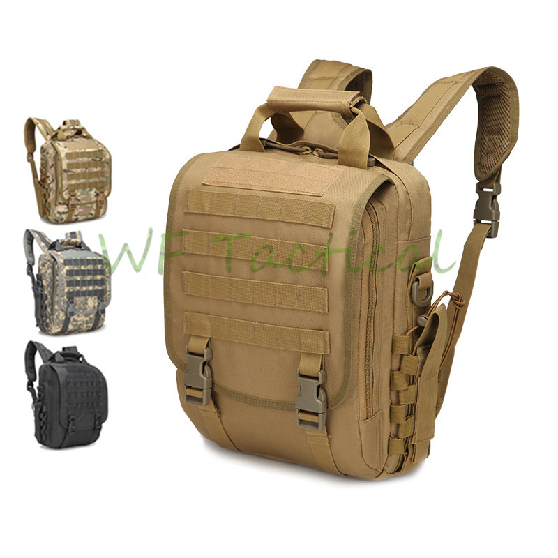 Climbing Bags Cqc Tactical Cross Body Backpack Outdoor Military Army Chest Pack Messenger Shoulder Bag Hunting Camping Hiking Climbing Bags