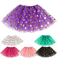 Hot Multilayer Tulle Sequin Ballerina Skirt Baby Girl Fluffy Chiffon Lace Children Kid Tutus Skirts Party Dance Cake Skirt W2