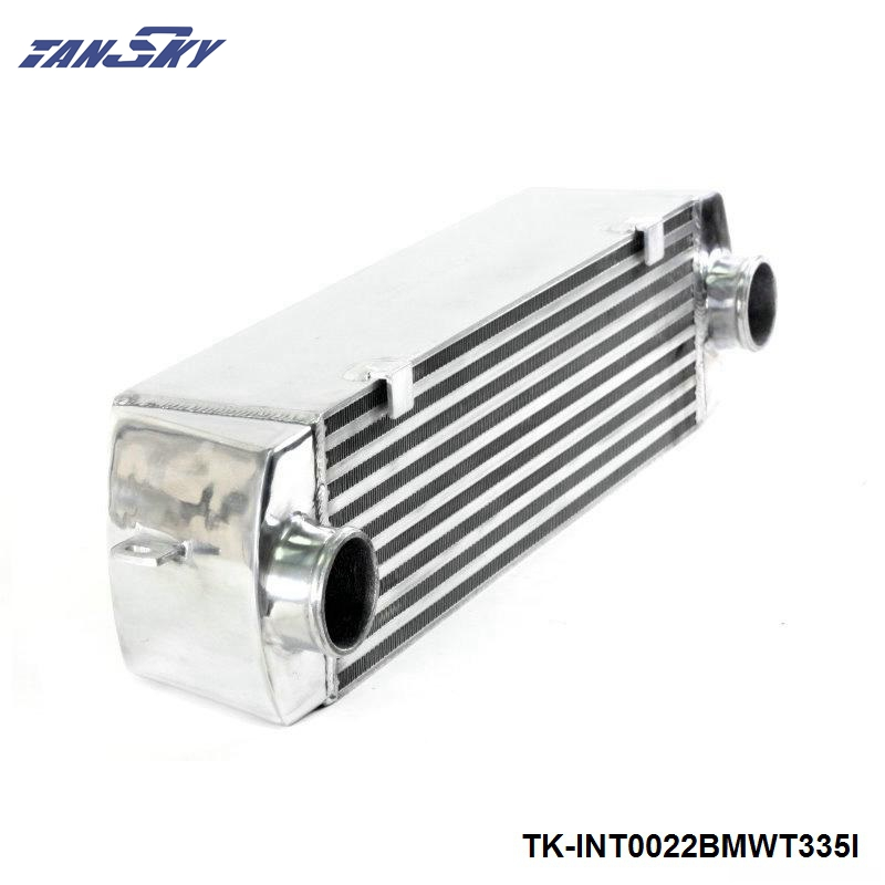 TANSKY - FOR BMW 135I 335I 06-10 E80 E90 E92 TURBO INTERCOOLER PIPING DIRECT BOLT ON TK-INT0022BMWT335I 31x12x3 inch universal turbo fmic intercooler 3 inch piping kit toyota supra mkiii mk3 7mgte