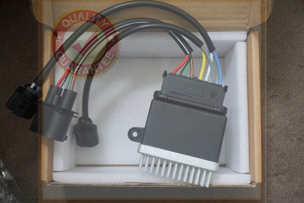 Engine Cooling Fan Control Unit Module fit For AUDI 09-16 A4 A6 Q3 Q5 8K0959501G