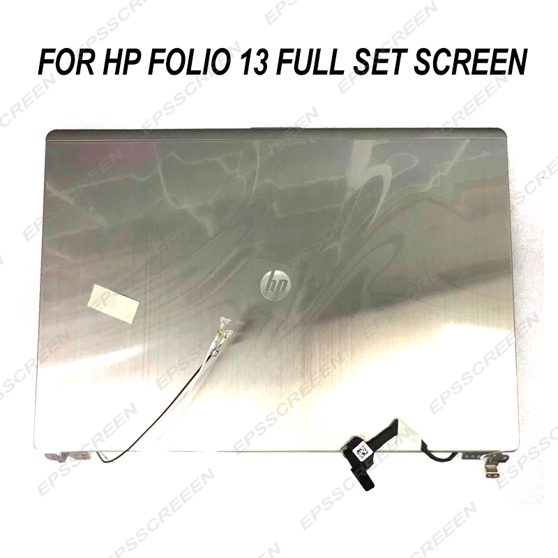 NEW Replacement For HP Folio 13 LCD LED Complete DISPLAY 13.3 LP133WH4-TJA1 F2133wh4 MATRIX SCREEN HD Assembly PANEL