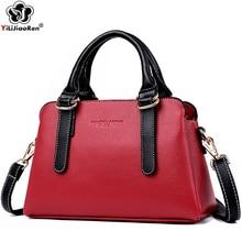 цена на Luxury Handbags Women Bags Designer Large Capacity Shoulder Bag Famous Brand Leather Crossbody Bags for Women 2019 Sac A Main