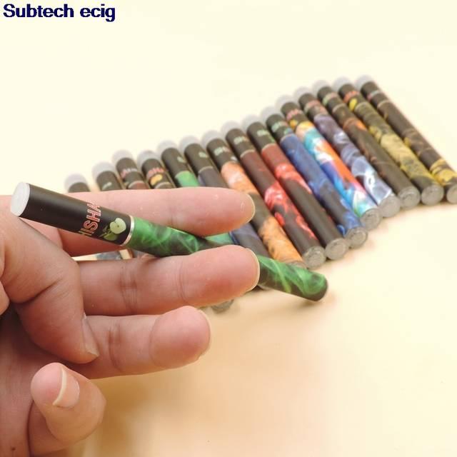 Shisha Pen Disposable Hookah Electronic Cigarettes Shisha Time 500 Puffs 30  Type Various Fruit Flavors Hookah Pens E Cigarette