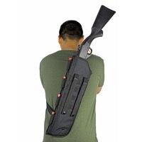 Tactical Shotgun Rifle Long Carry Bag Hunting Bag Gun Bag Scabbard Gun Protection Case Backpack Shoulder