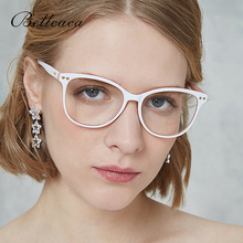Bellcaca Spectacle Frame Women Myopia Eyeglasses Prescription Computer Optical Clear Lens Eye Glasses For Female BC694