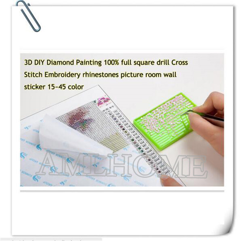 AMLHOME 5D DIY Diamond Painting Sled Dogs Crystal Diamond Painting Arts Crafts Cross Stitch Needlework Home Decorative HC0905