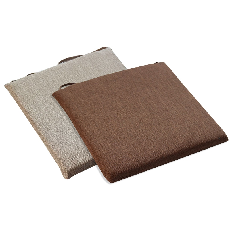 Hot Soft Solid Color Home Office Seat Cushion Cushion