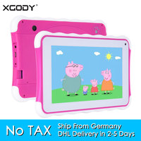 XGODY T703 Children Tablet 7 Inch Capacitive Touch Screen Android Quad Core 1 3GHz 8GB ROM