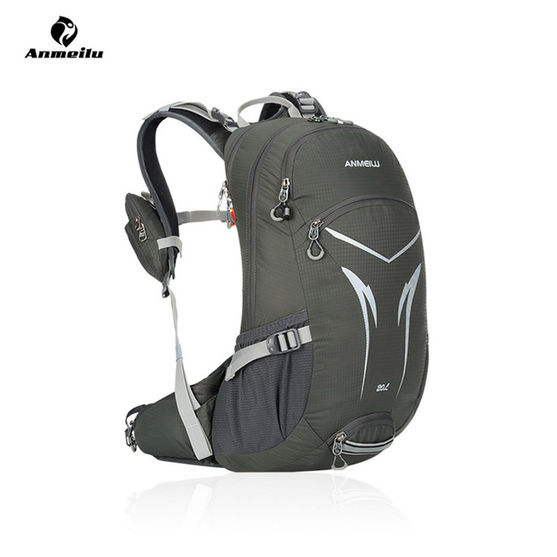 ANMEILU 20L Cycling Motorcycle Bike Backpack Waterproof Sports Bicycle Riding Hiking Backpack Bag Rucksack With Rain Cover in Carrier Systems from Automobiles Motorcycles