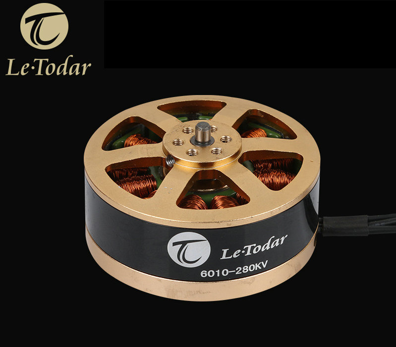6010-280KV brushless DC motor rotor motor motor model aircraft aircraft / model /DIY fast shipping dc motor for treadmill model a17280m046 p n 243340 pn f 215392