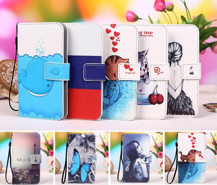 Wallet PU Leather <font><b>Case</b></font> For <font><b>Asus</b></font> ZenFone <font><b>3</b></font> <font><b>Max</b></font> ZC520TL Cartoon Painting Flip Cover <font><b>Phone</b></font> Bag With Card Holder funda capa +Track