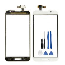 Бесплатная доставка Сенсор стекла с Сенсорный экран для LG Optimus G Pro E980 E985 E988 F240 Сенсор сенсорный Панель Замена + инструменты
