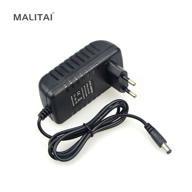 US $4 13 30% OFF|1Pcs 36W EU Plug DC 12V 3A Power Adapter Charger Converter  Switching Power Supply lighting transformer For LED Strip CCTV Camera-in