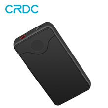 CRDC Bluetooth Transmitter Support Two Devices 3.5mm Aux Audio Music Wireless / Bluetooth Receiver for TV Car Headphone Speaker