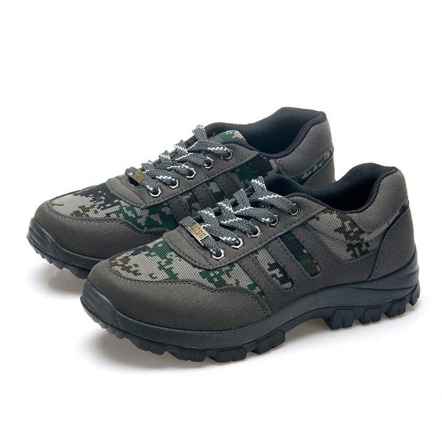 Verano Al Aire Libre Ocasional de Los Hombres de Combate Táctico Militar Senderismo Botines Cortos Zapatos de Los Hombres Botas Militares Botas Hombre Tácticas