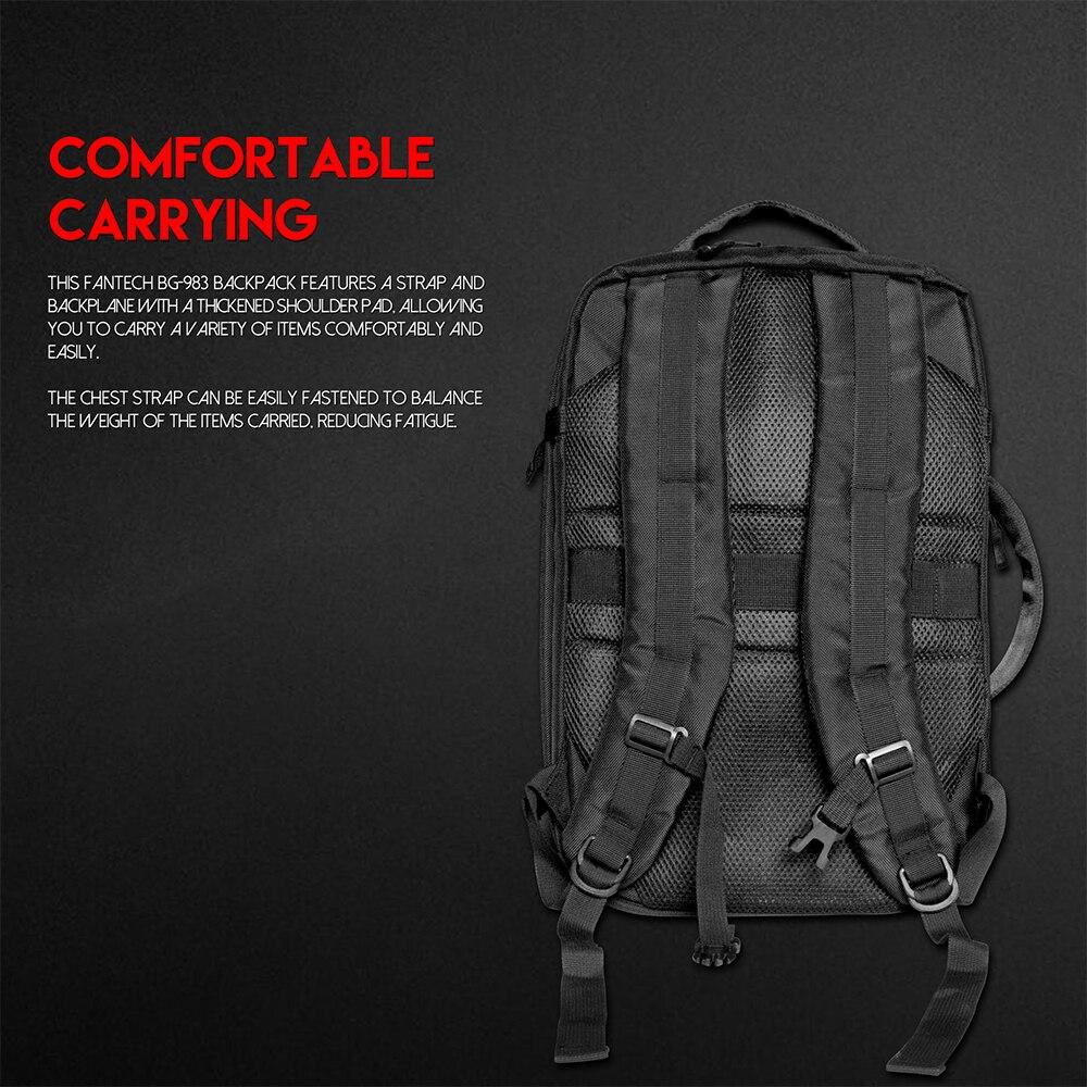 Fantech Gaming Backpack BG-983 8