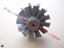 TD04L Turbine wheel size 41.12mm*47.16mm,Left rotation turbine wheel supplier by AAA Turbocharger Parts