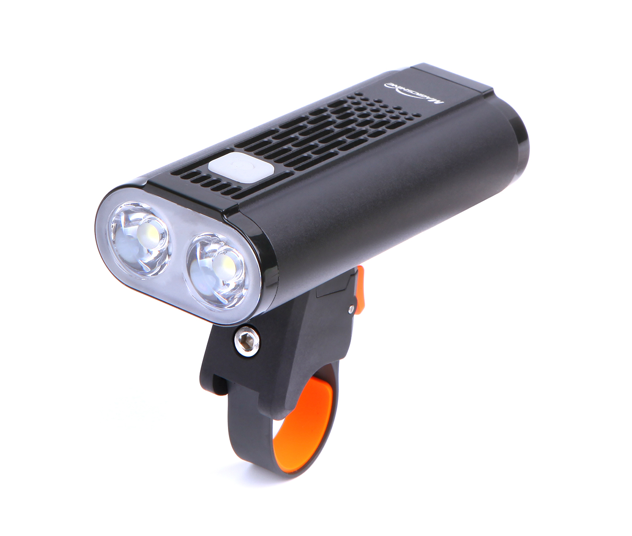 magicshine Monteer 1400 USB Bicycle Light Battery can be freely removed