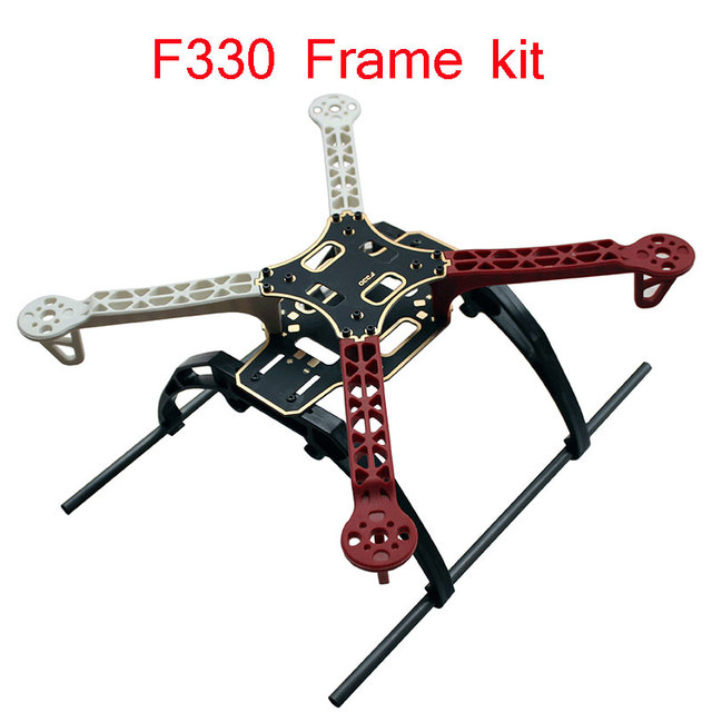 F330 Quadcopter Frame with Landing Gear 300mm RC FPV  Multicopter Frame Kit for KK MK MWC PCB