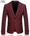 Блейзер мужчины Высокое качество Бренда Мужчин пиджак мужчин костюм QT700-B237 * K8611-1 * P230
