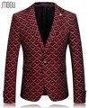Chaqueta de los hombres de Alta calidad de la Marca de ropa de Los Hombres chaqueta de los hombres traje QT700-B237 * K8611-1 * P230