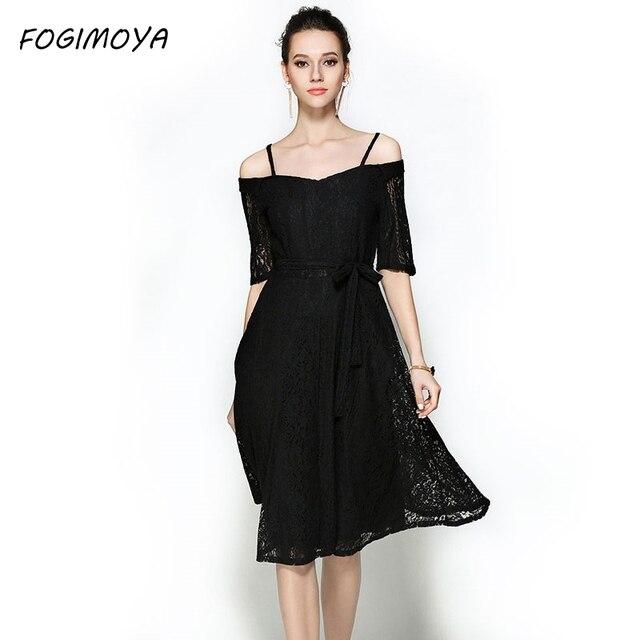 Fogimoya платье женские летние кружева лоскутное выдалбливают сексуальный ремень Платья Женская Bodycon Васит с открытыми плечами Новинка 2017 года