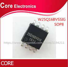 100 sztuk W25Q16BVSSIG SOP8 W25Q16 25Q16BVSIG SMD W25Q16BVSIG SOP 8 oryginalny IC