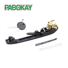 FOR VW GOLF JETTA MK1 MK2 DERBY OUTER RIGHT FRONT DOOR HANDLE NEW 191837206 191837206A