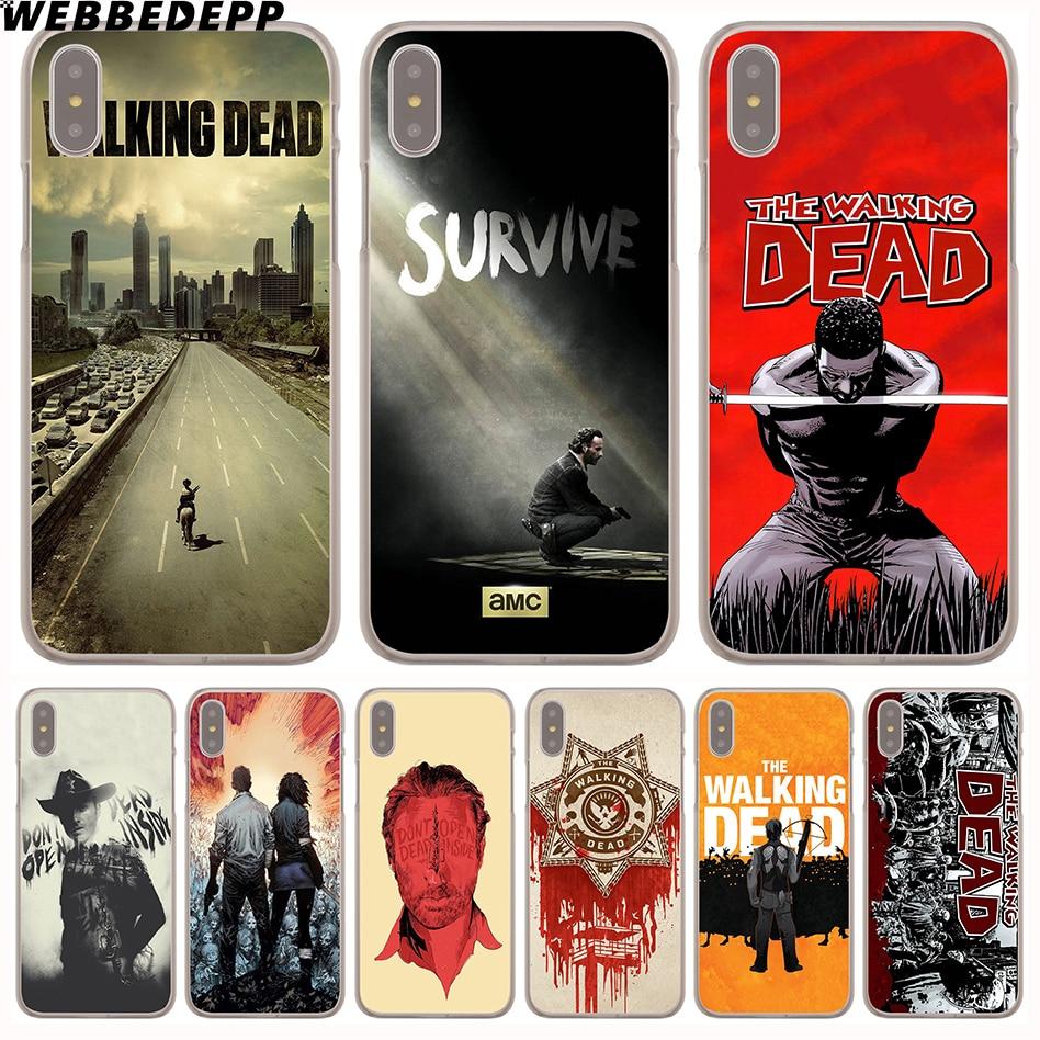 iphone 8 plus case the walking dead