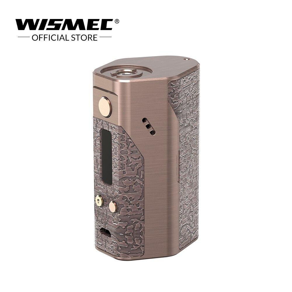 [Boutique officielle] D'origine Wismec Reuleaux DNA250 Mod Boîte de Contrôle De La Température Boîte Mod cigarette Électronique vaporisateur mod kit