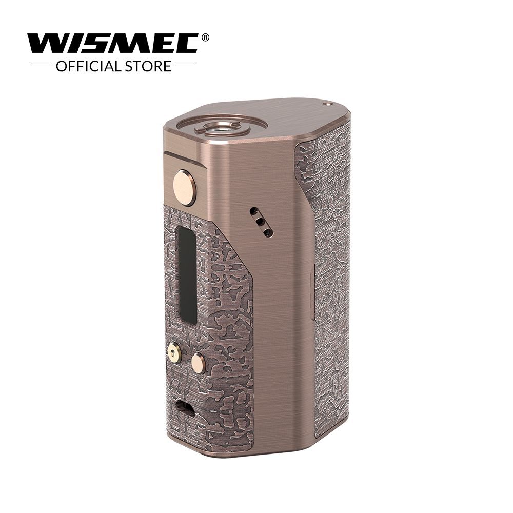 [Official Negozio] Originale Wismec Reuleaux DNA250 Mod Scatola di Scatola di Controllo della Temperatura Mod sigaretta Elettronica vape mod kit