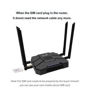 Image 1 - 3g 4g lte נתב עם מודם wifi נתב חזק אות 4G נייד נתב wifi מהדר 5g ו 2.4g wifi אות חיצוני נסיעות