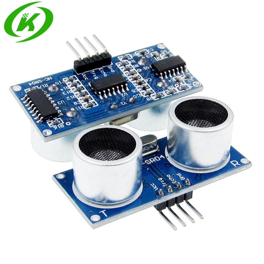 HC-SR04 HCSR04 Ultrasonic Wave Detector Ranging Module HC-SR04 HC SR04 HCSR04 Distance Sensor hc sr04 ultrasonic module distance measuring transducer sensor with mount bracket