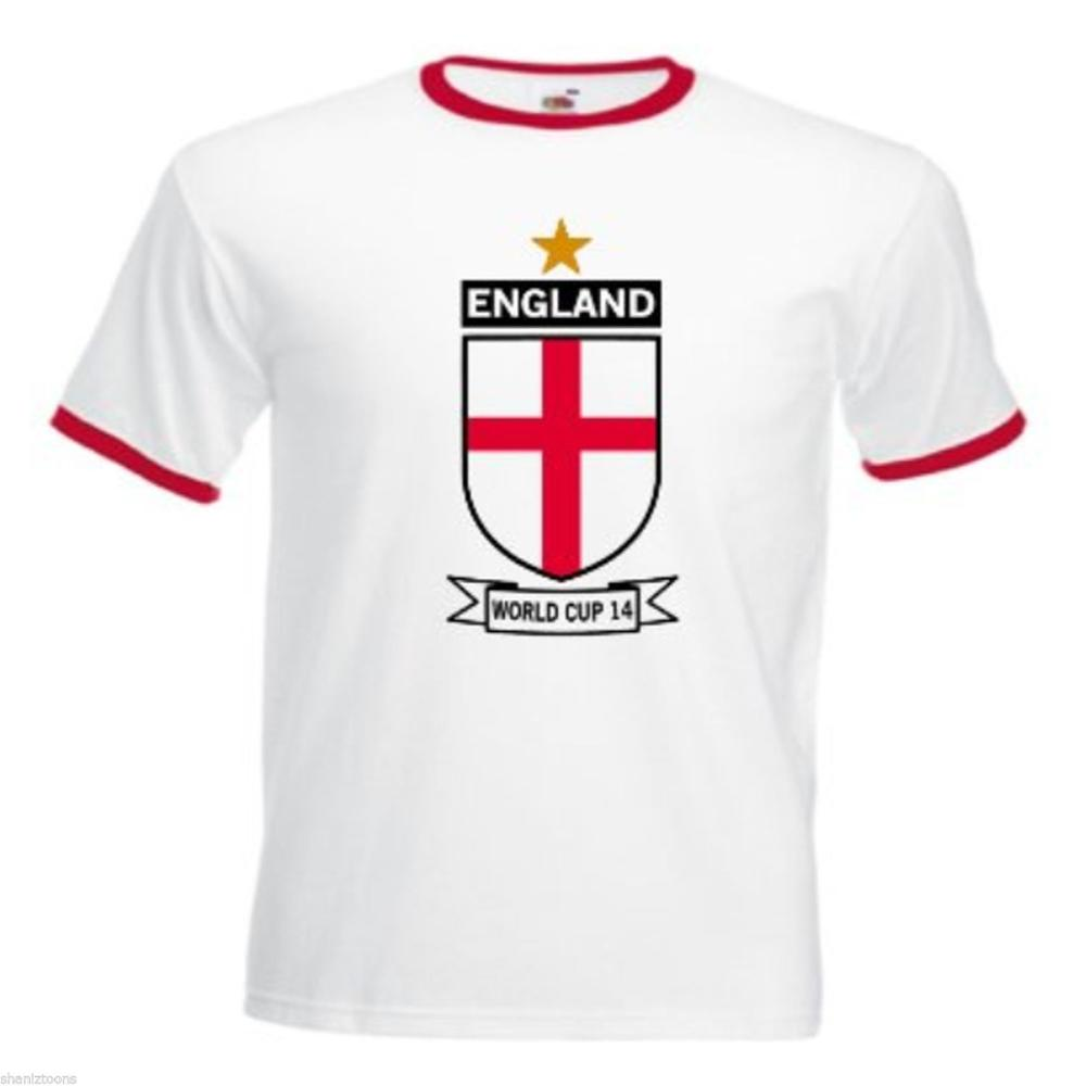 Clothing England Footballer Soccer 2019 Adults Store 2019 Summer T-Shirts for Men Hot Sale Clothes Custom T Shirts Online image
