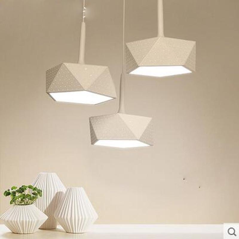 250 75 57 De Reduction Simplicite Moderne Originalite Personnalite Led Trois Tete Lustre Salle A Manger Lampe Salon Restaurant Luminaire In Lampes A