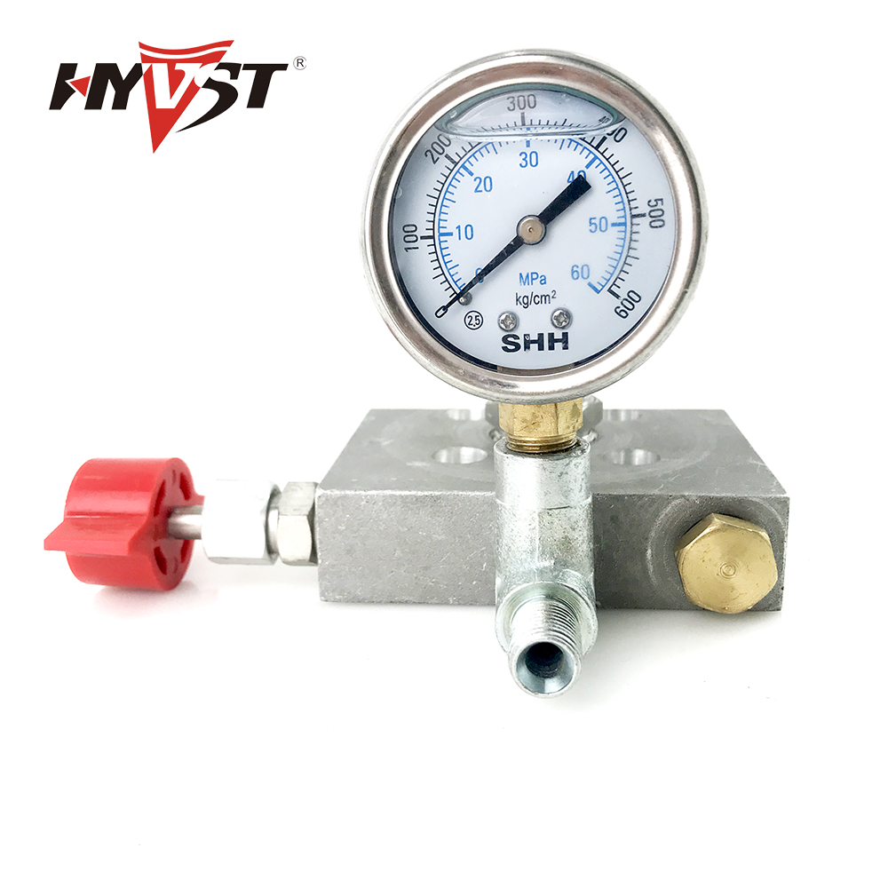 HYVST sprayer Spare parts Pump head assembly for SPX150 350 sprayer 1501003