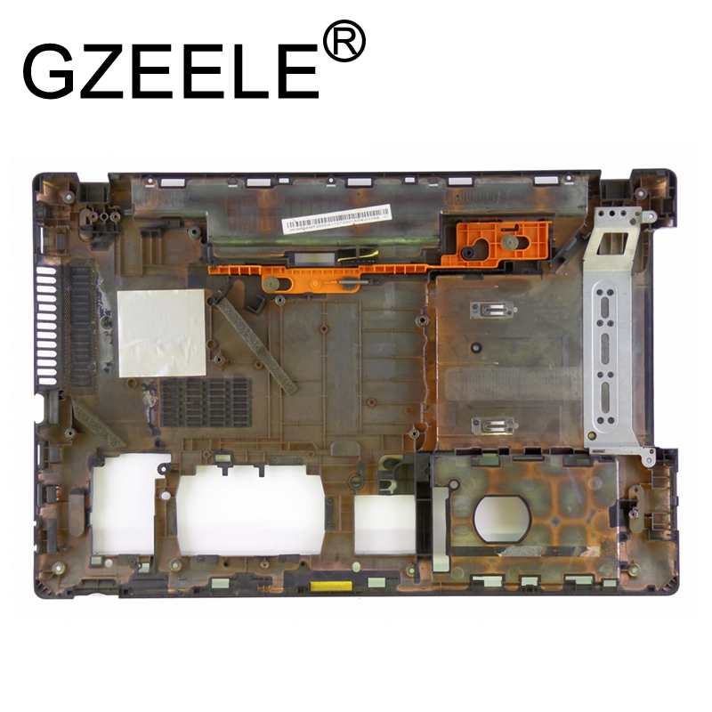 Image 2 - GZEELE New For Acer Aspire 5560 5560G MS2319 Bottom Base Lower Case Cover 39.4MF.02.XXX WIS604MF2000 Chasis Cover Plastics BLACK-in Laptop Bags & Cases from Computer & Office