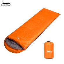 Desert&Fox Lightweight  Sleeping Bag 220 x 75cm Portable 1kg Outdoor Hiking Camping Compression Package Waterproof