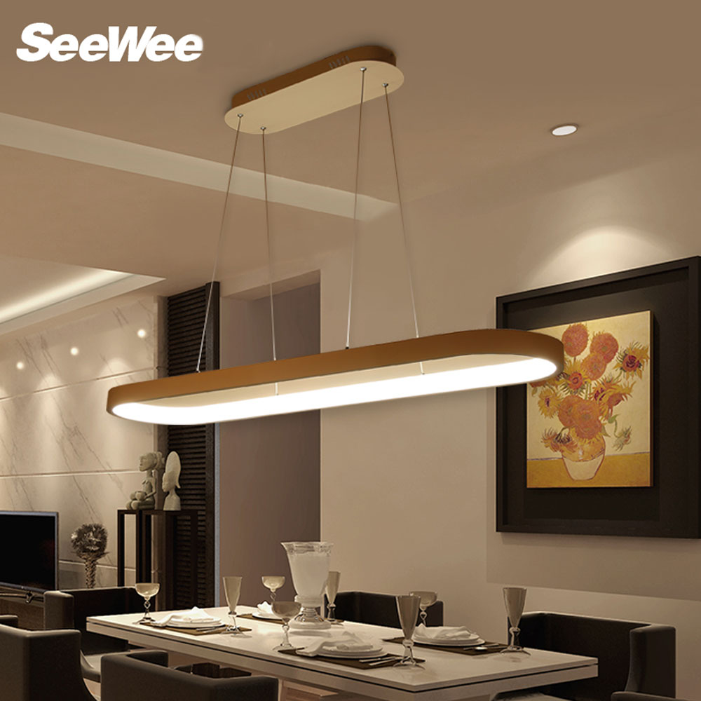 lighting modern Picture More Detailed Picture about  : SeeWee LED pendant lights Living Room Lights Modern suspension hanging ceiling lamp Acrylic shade Indoor Home from www.aliexpress.com size 1000 x 1000 jpeg 132kB