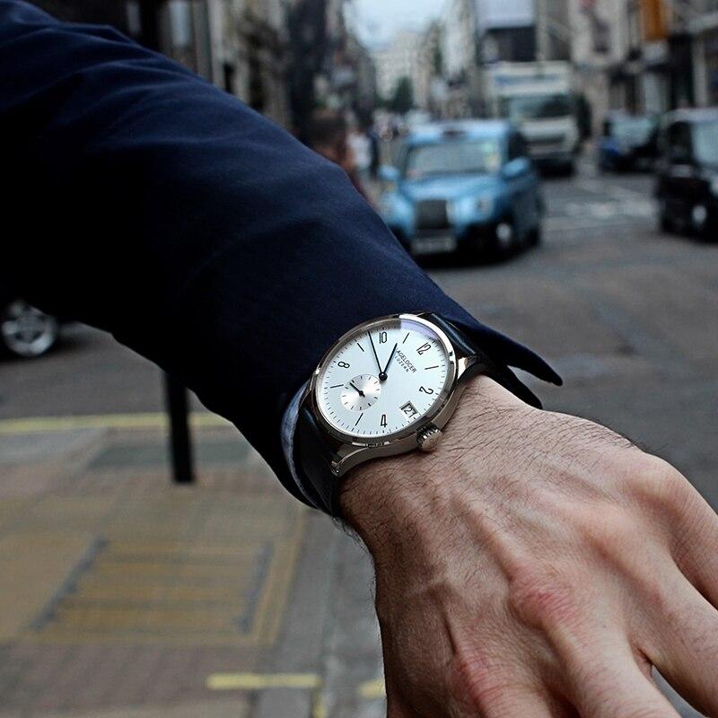 Agelocer Men Watch Swiss Luxury Famosa marca Relogio Masculino - Relojes para hombres - foto 5
